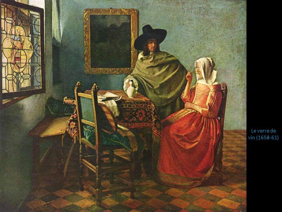 Le verre de vin (1658-61)