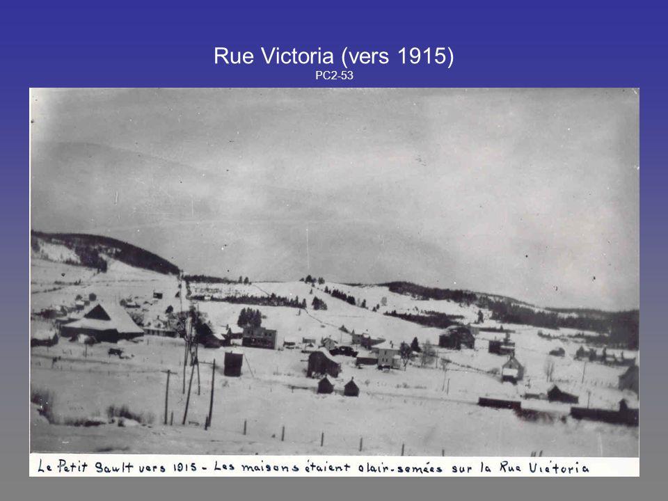 Rue Victoria (vers 1915) PC2-53