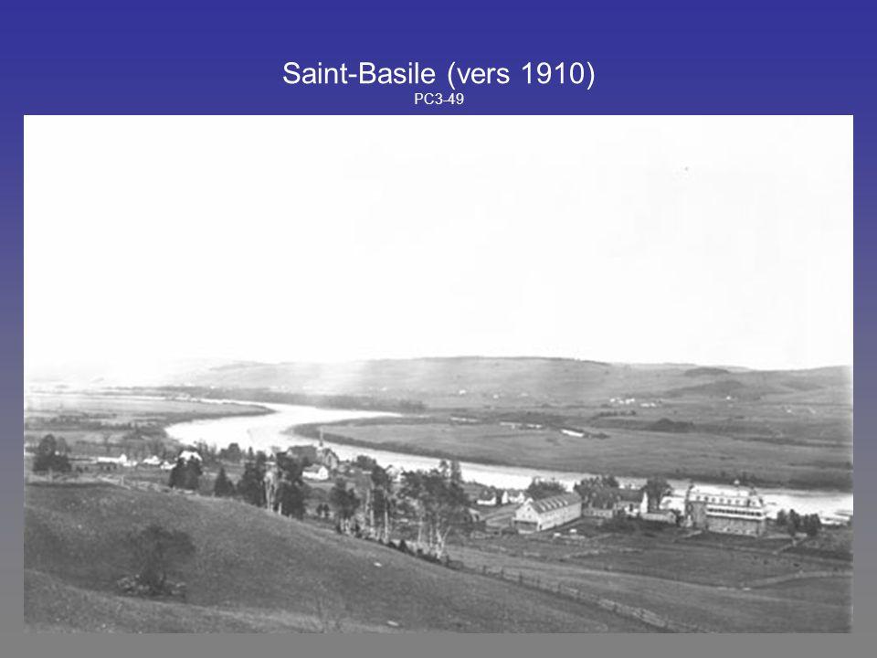 Saint-Basile (vers 1910) PC3-49