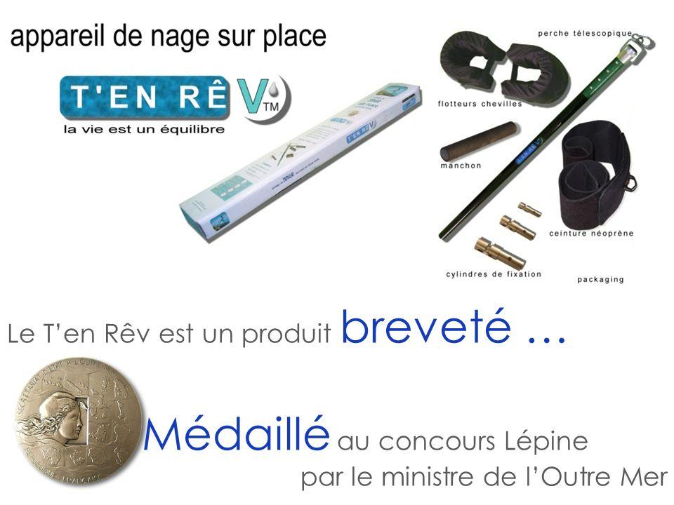 Le T'en Rêv est un produit breveté …