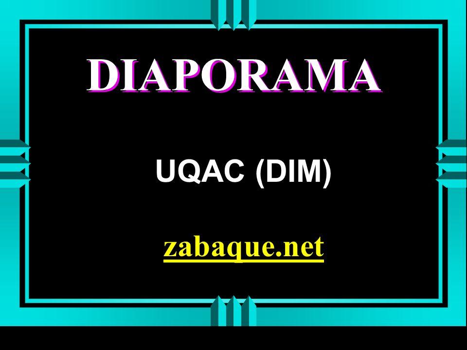 DIAPORAMA UQAC (DIM) zabaque.net