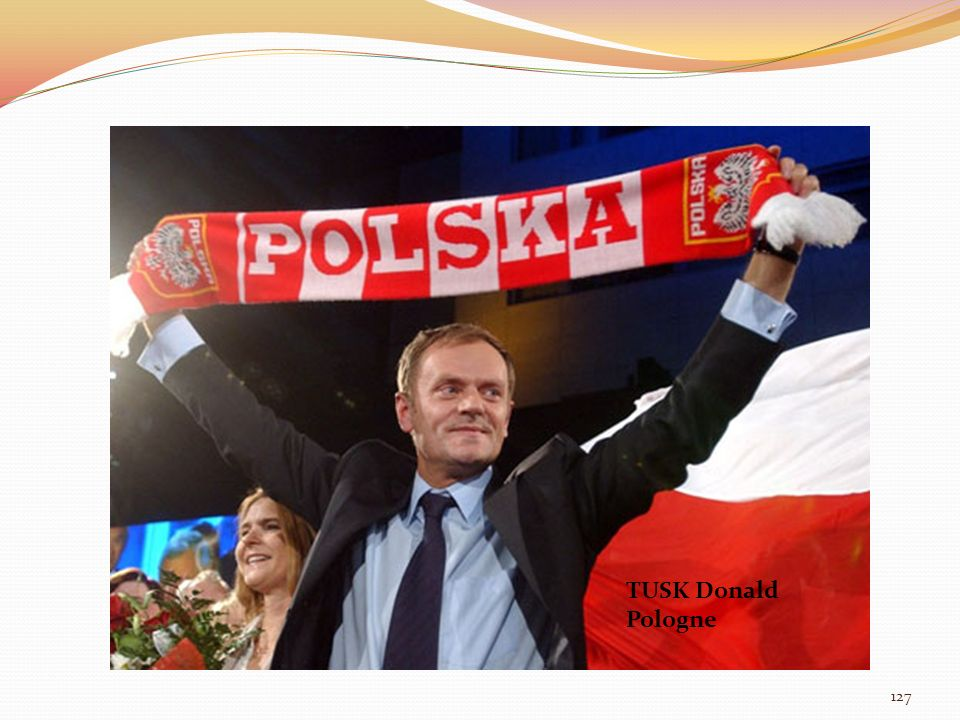 TUSK Donald Pologne TUSK Donald Pologne