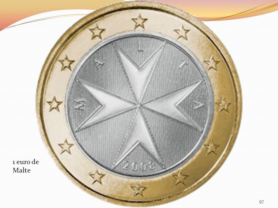 1 euro de Malte