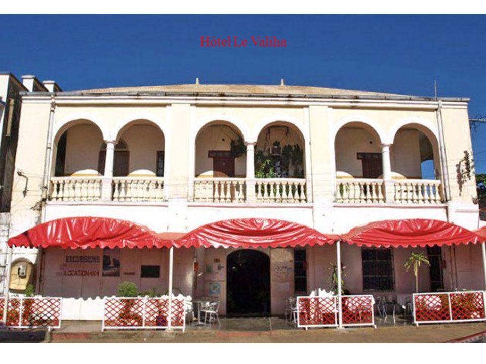 Hôtel Le Valiha