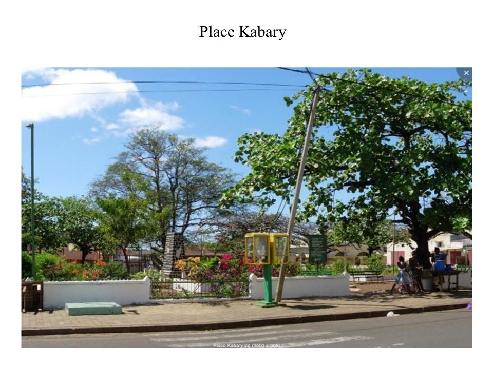 Place Kabary