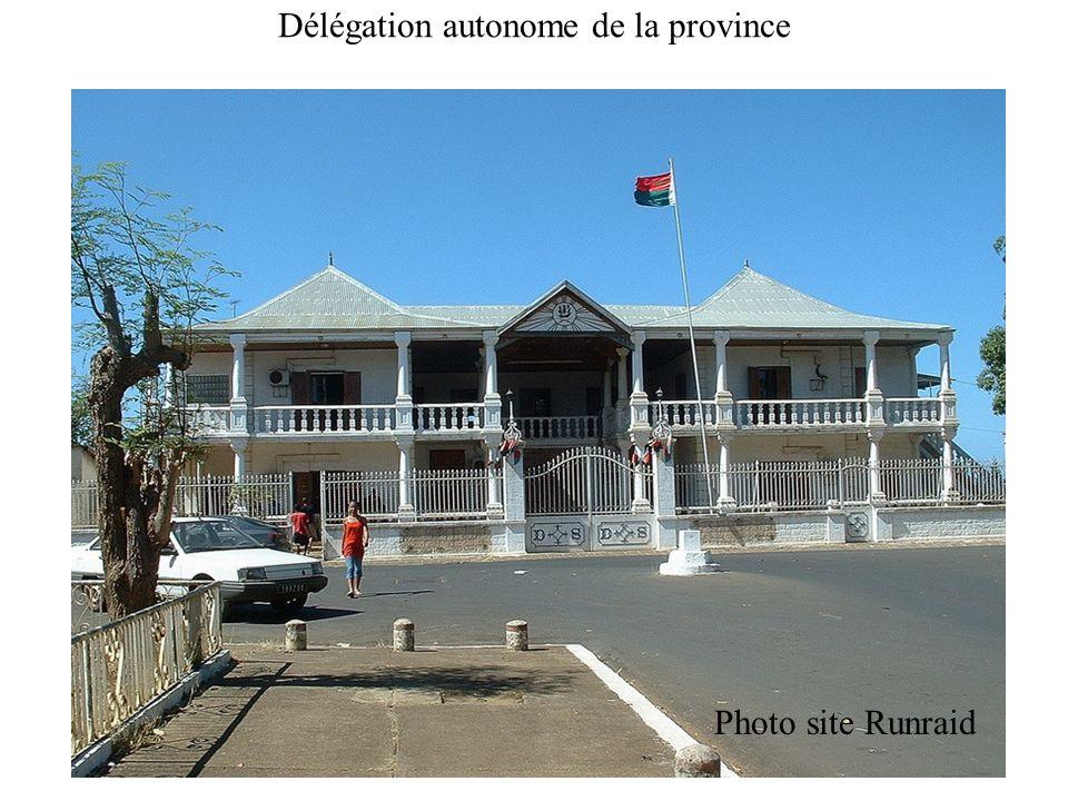 Délégation autonome de la province