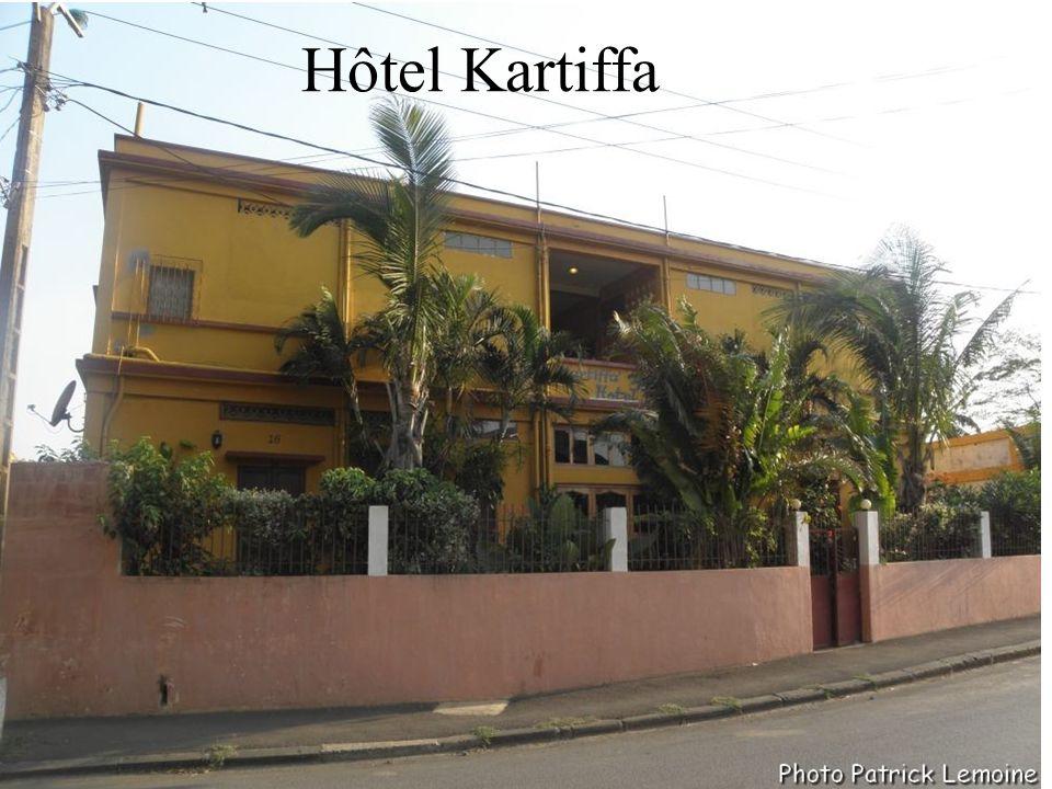 Hôtel Kartiffa
