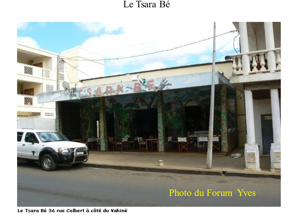 Le Tsara Bé Photo du Forum Yves