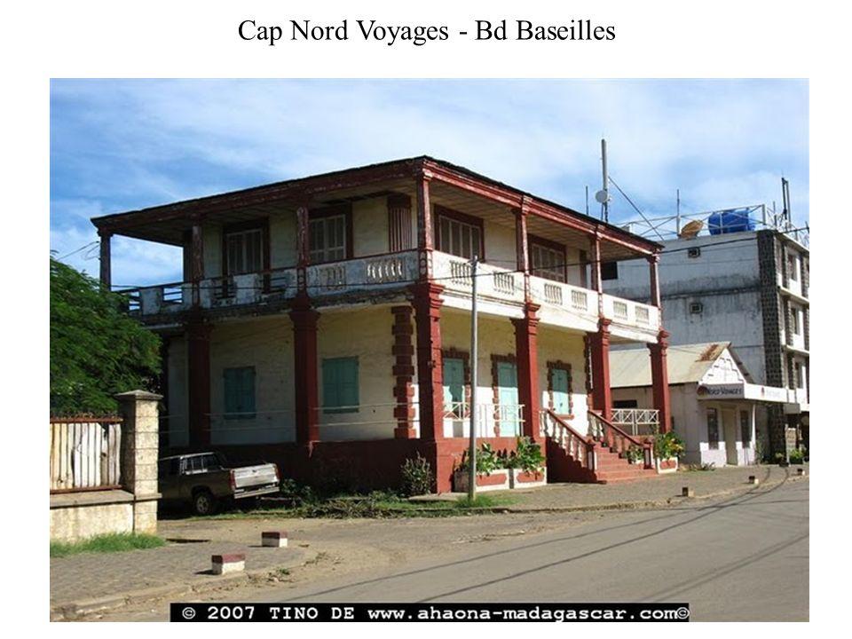 Cap Nord Voyages - Bd Baseilles