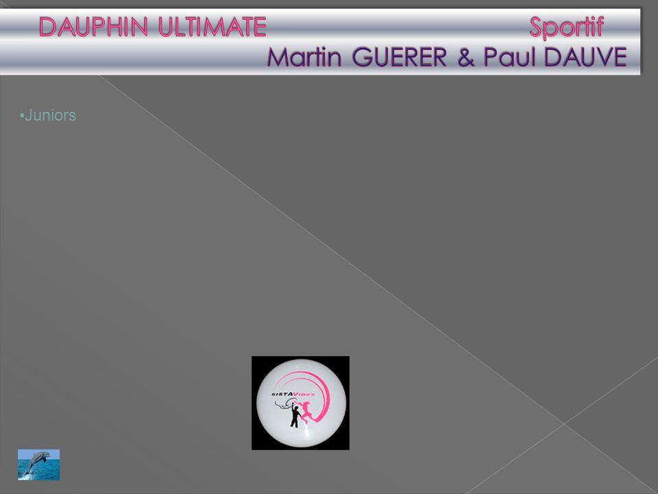 DAUPHIN ULTIMATE Sportif Martin GUERER & Paul DAUVE