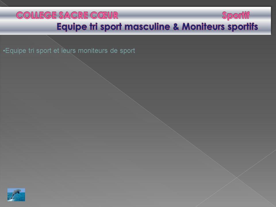 COLLEGE SACRE CŒUR. Sportif