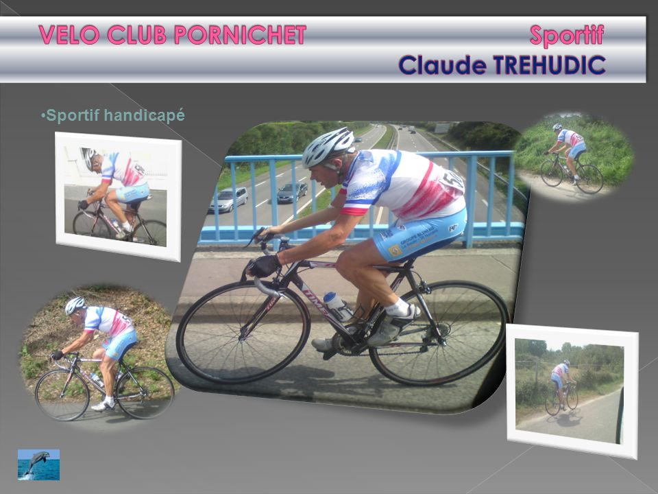 VELO CLUB PORNICHET Sportif Claude TREHUDIC