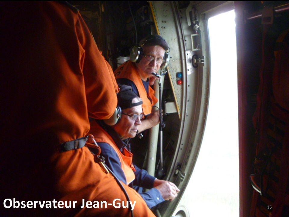 Observateur Jean-Guy