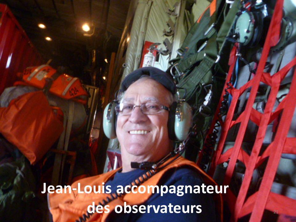 Jean-Louis accompagnateur