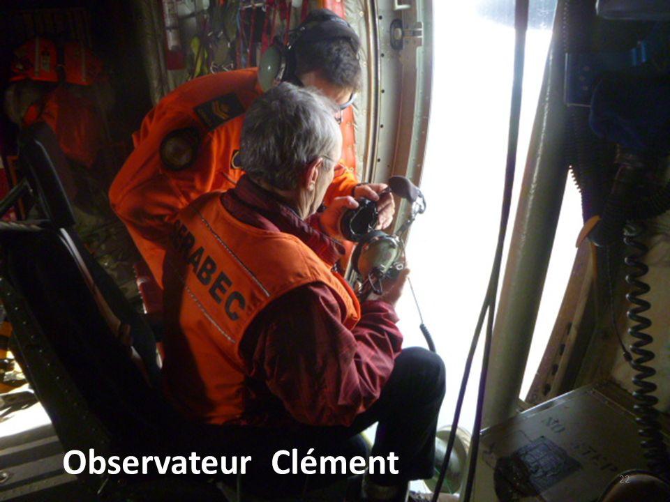 Observateur Clément