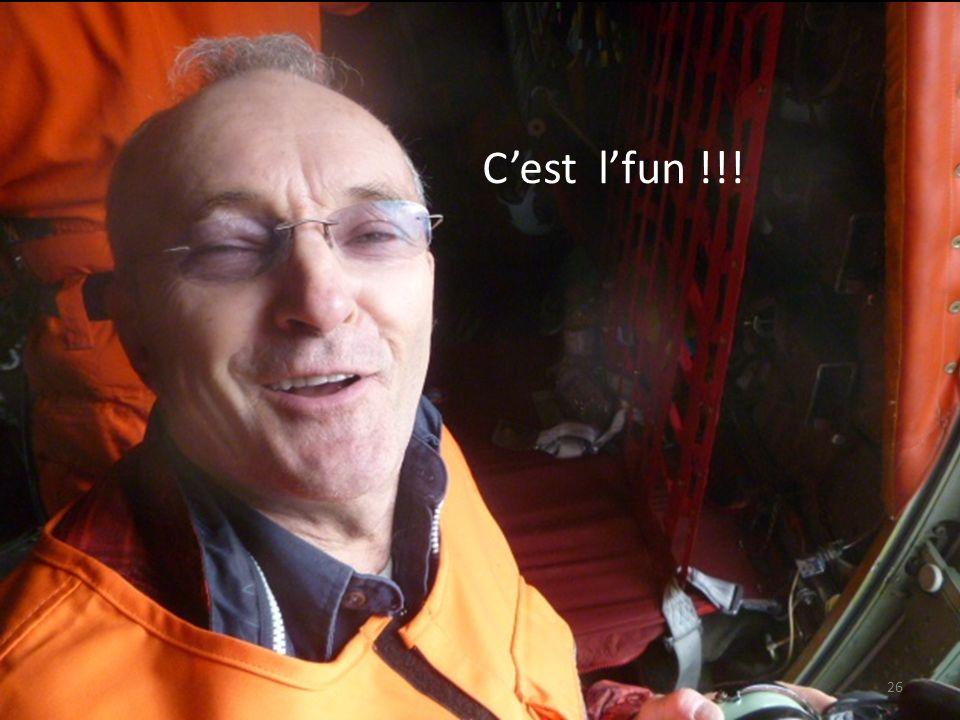 C'est l'fun !!!