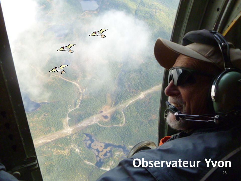 Observateur Yvon