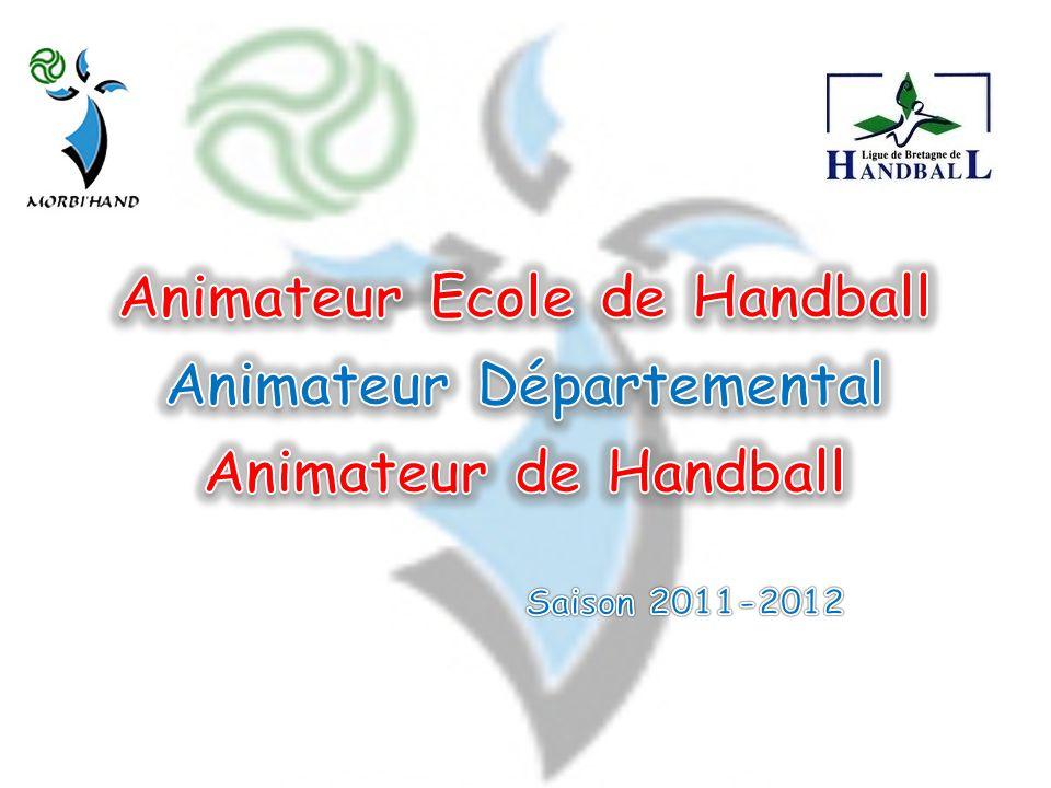 Animateur Ecole de Handball Animateur Départemental