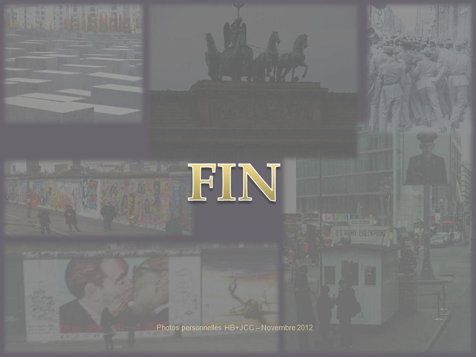 FIN Photos personnelles HB+JCC – Novembre 2012