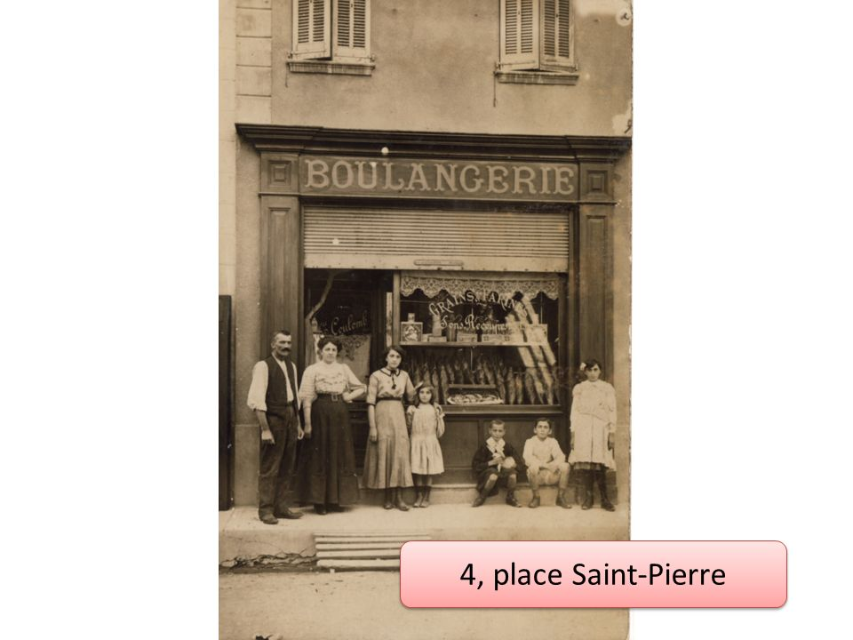 4, place Saint-Pierre