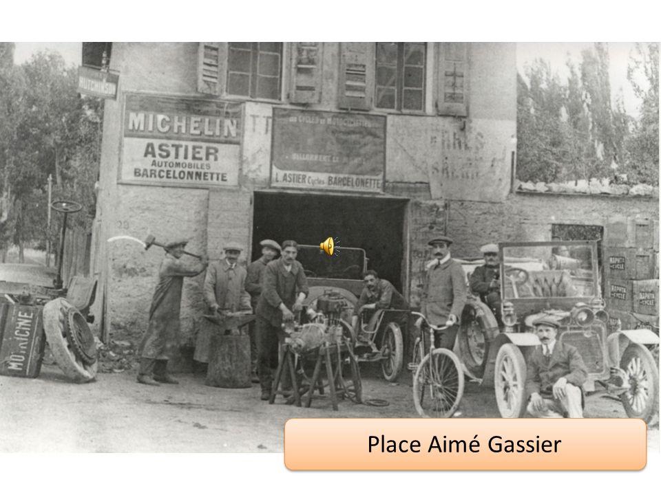 Place Aimé Gassier