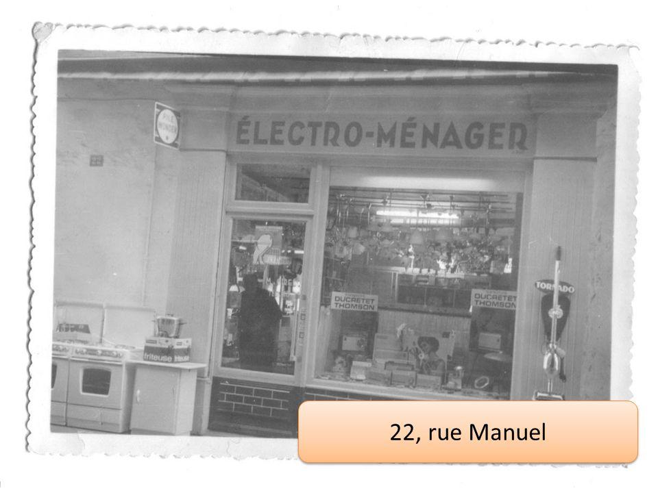 22, rue Manuel