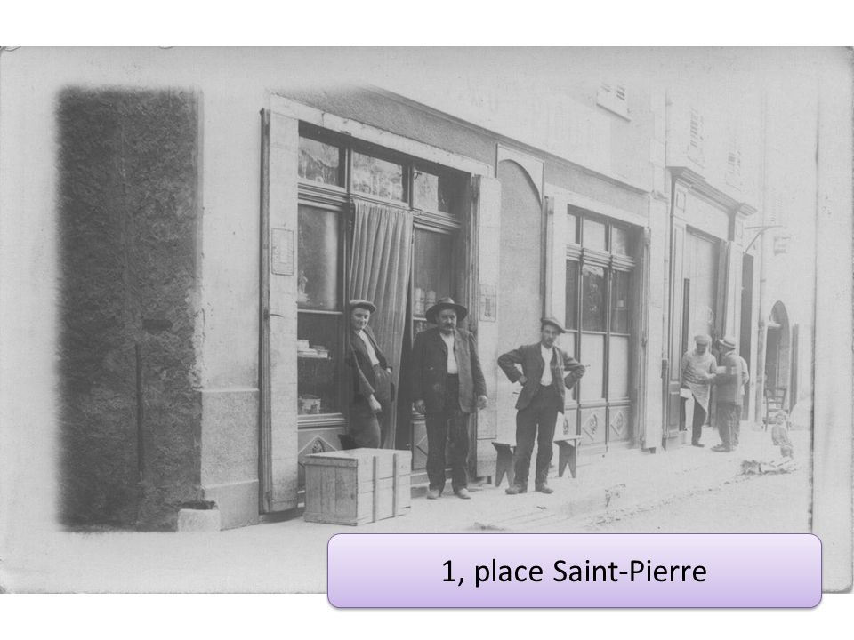 1, place Saint-Pierre
