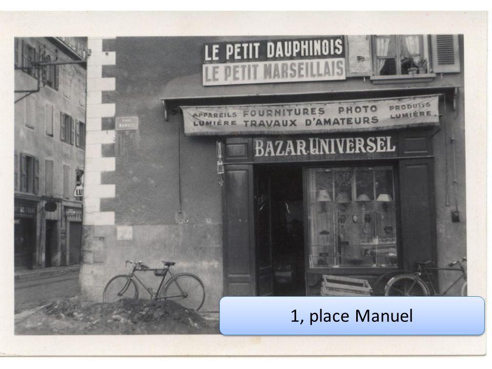 1, place Manuel