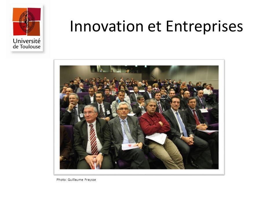 Innovation et Entreprises