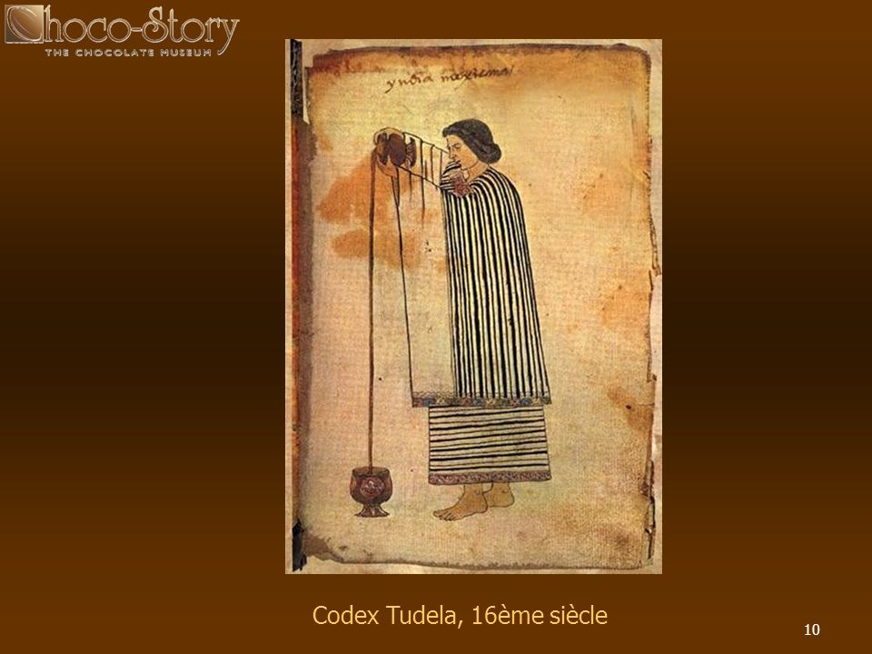Codex Tudela, 16ème siècle