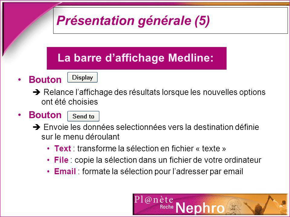 Présentation générale (5)