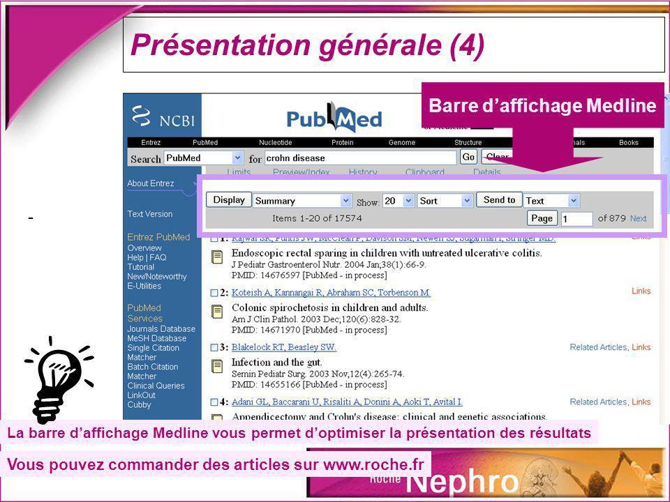 Présentation générale (4)