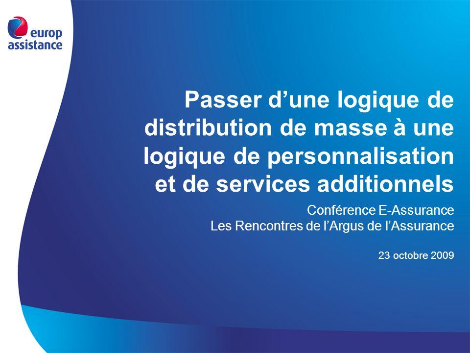 Passer d'une logique de distribution de masse à une logique de personnalisation et de services additionnels