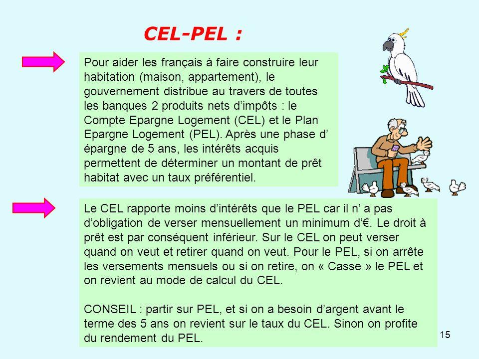 CEL-PEL :