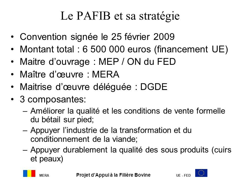 Le PAFIB et sa stratégie