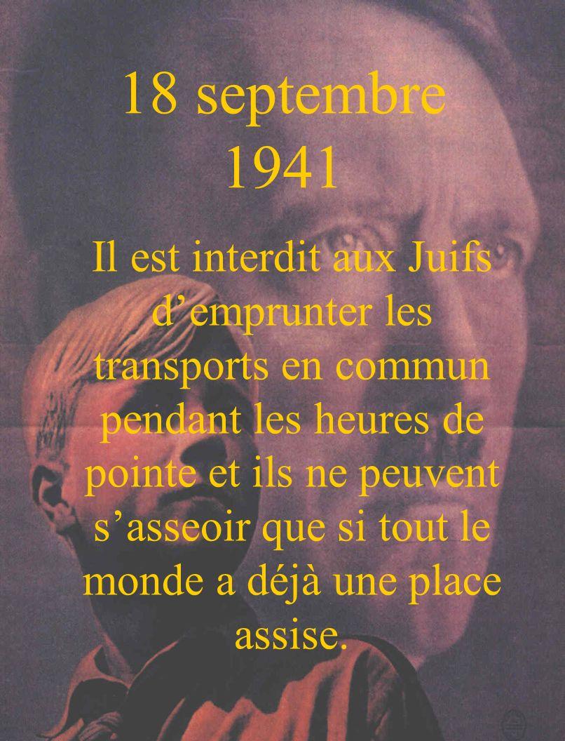 18 septembre 1941