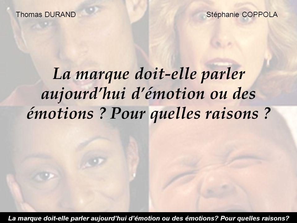 Thomas DURAND Stéphanie COPPOLA