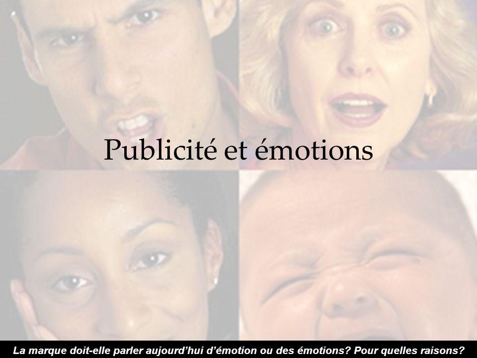 Publicité et émotions
