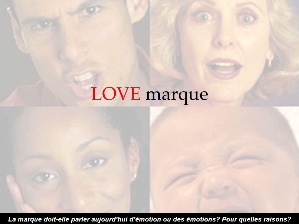 LOVE marque