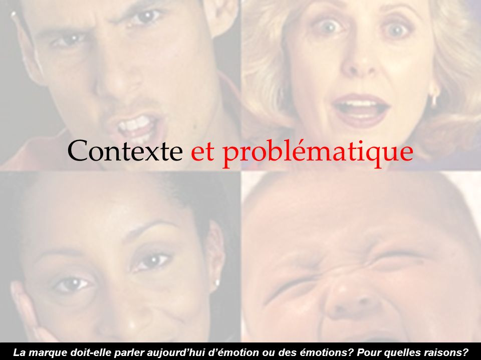 Contexte et problématique
