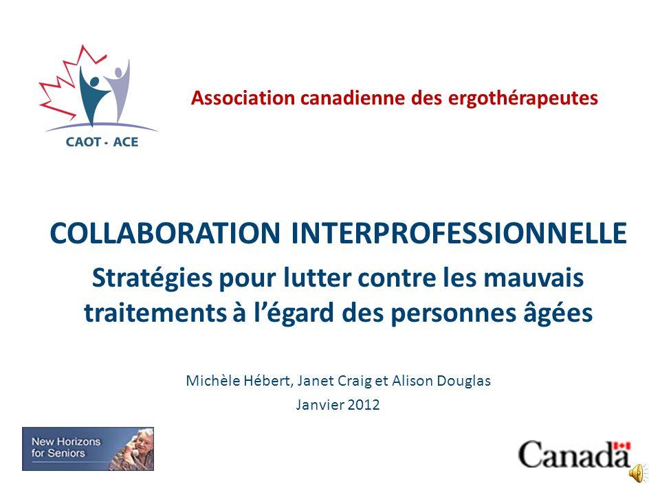 Association canadienne des ergothérapeutes