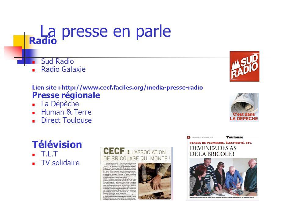 La presse en parle Radio Télévision Presse régionale Sud Radio