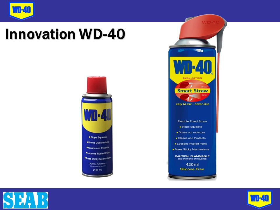 Innovation WD-40