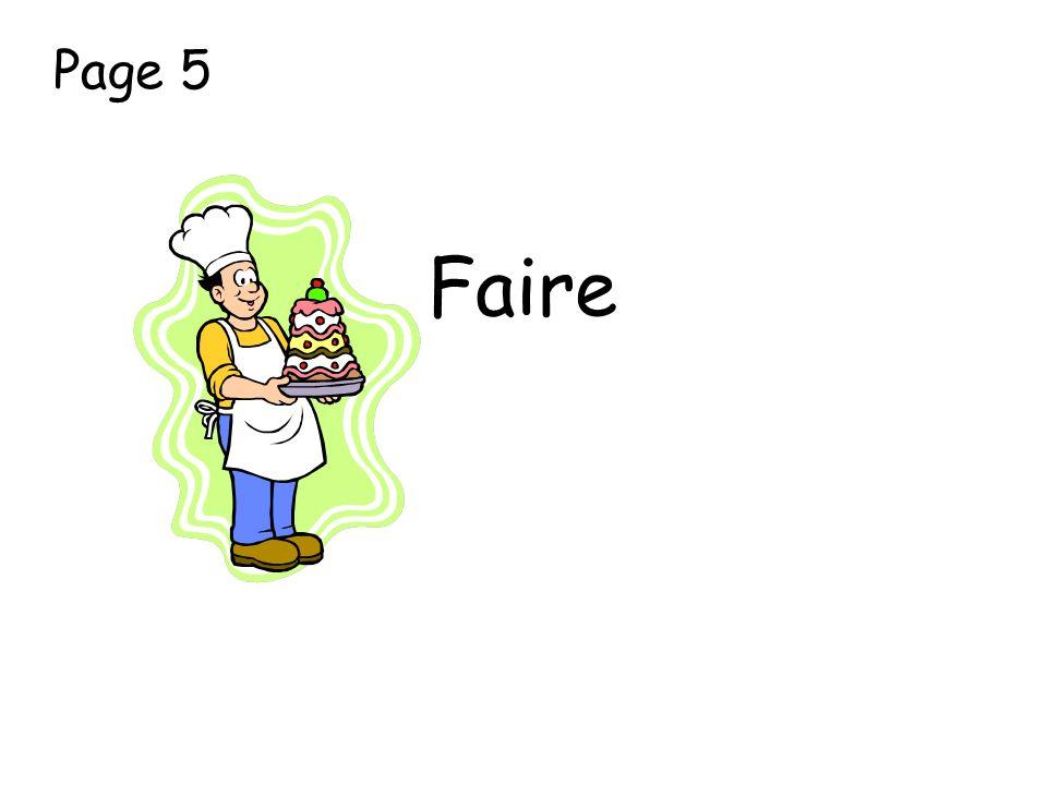 Page 5 Faire