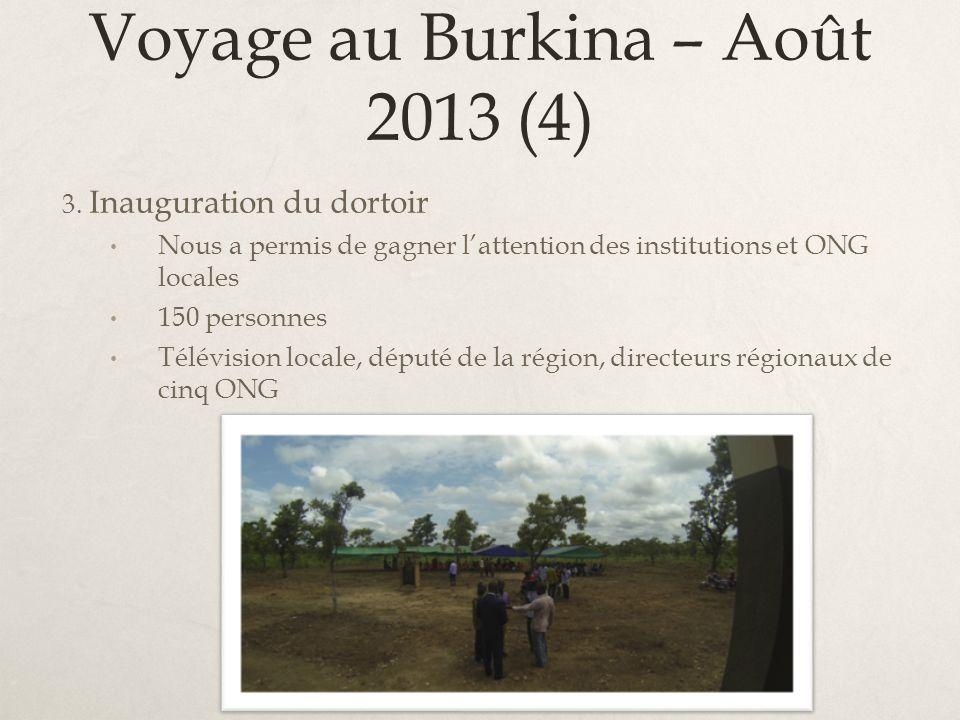 Voyage au Burkina – Août 2013 (4)