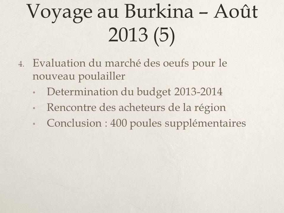 Voyage au Burkina – Août 2013 (5)