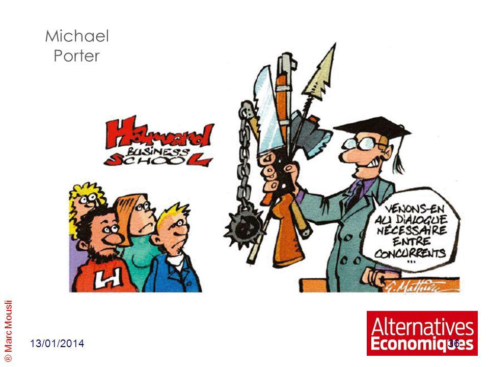 Michael Porter 13/01/2014