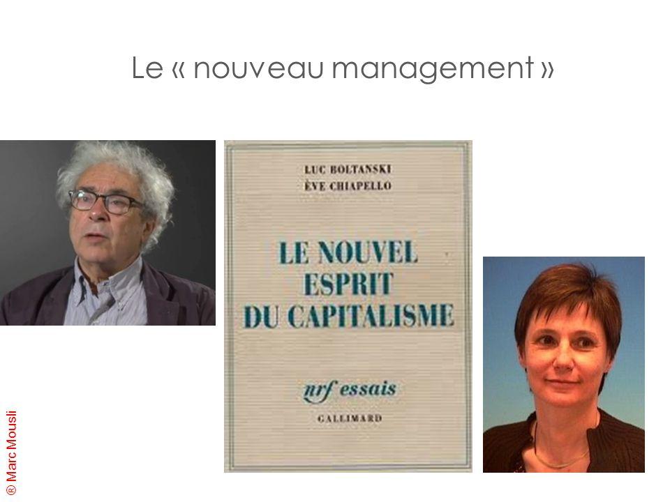 Le « nouveau management »