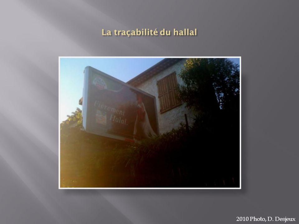 La traçabilité du hallal