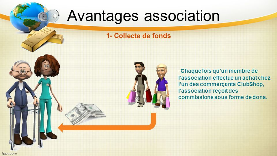 Avantages association